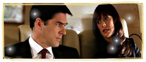 SSA Aaron Hotchner wallpaper called Aaron & Emily