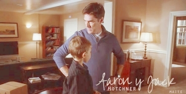 SSA Aaron Hotchner wallpaper called Aaron & Jack