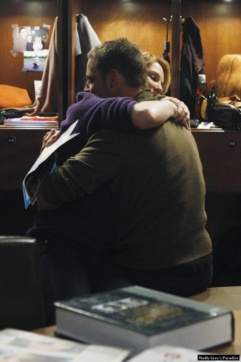 Alex/Izzie - Episode 6.12 - Promotional Pics