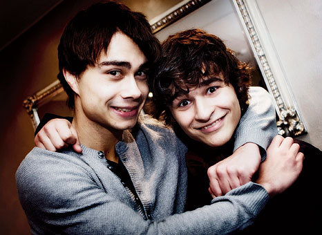 Alexander and Amadeus