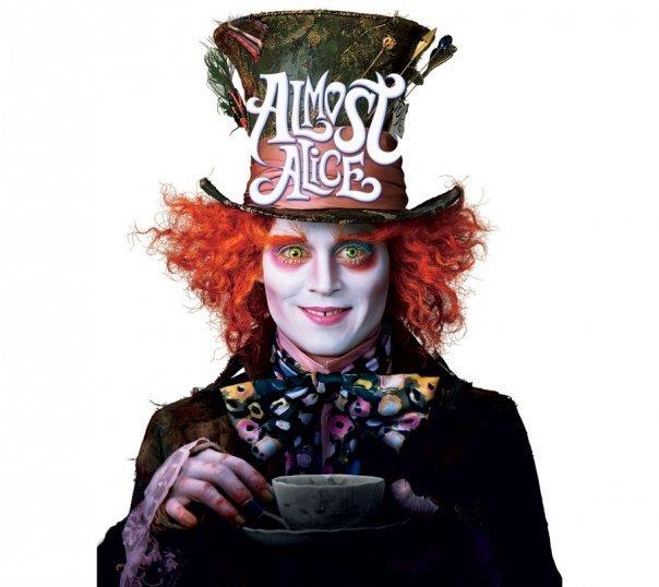 Almost Alice: Album Art