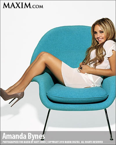 Amanda in MAXIM - Amanda Bynes Photo (9801023) - Fanpop fanclubs