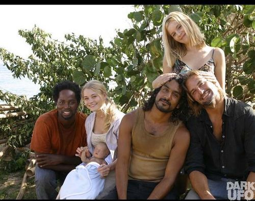 Maria&Jєnn♥ wallpaper called Amazing lost cast!
