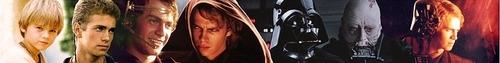 Anakin Skywalker banner