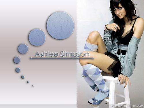 Ashlee Pretty hình nền