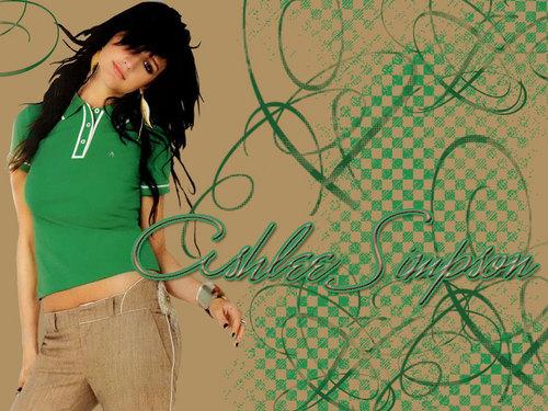 Ashlee Simpson wallpaper entitled Ashlee Pretty Wallpaper