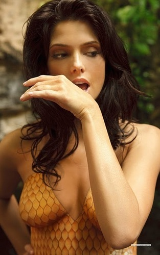 Ashley Greene 사진 shoot