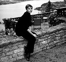 Audrey - 1954