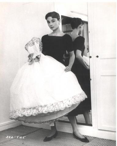 Audrey - 1956