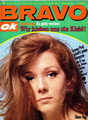 BRAVO magazine - August 1969 (cover)