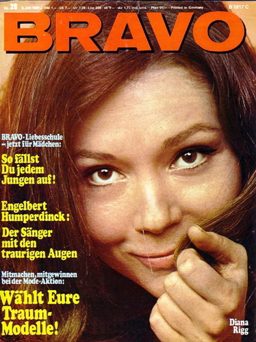 BRAVO magazine - July 1968 (cover)