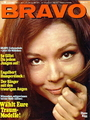 BRAVO magazine - July 1968 (cover) - diana-rigg fan art