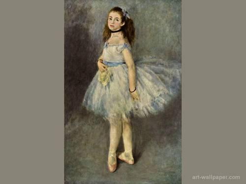 Ballet In Art
