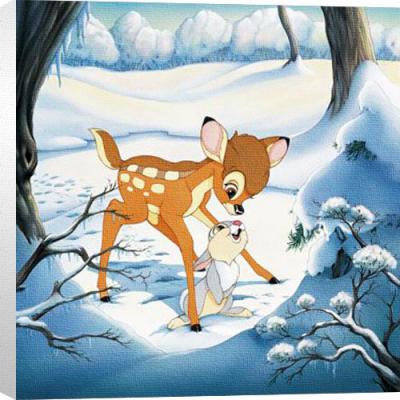 Bambi's winter
