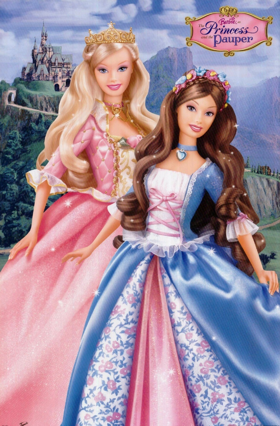 Barbie Princess And The Pauper Images Barbie Princess And Princess And The Pauper