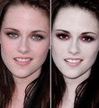 Bella - Newborn vampire - Before & After - twilight-series photo