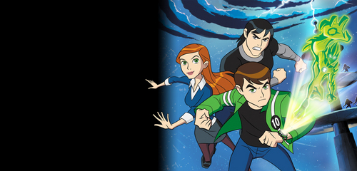 Ben 10 Alien Force Teamwork
