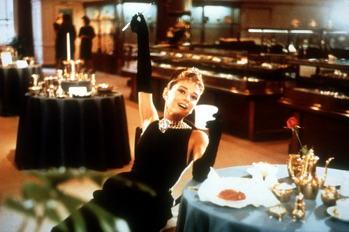 Breakfast At Tiffany's wallpaper containing a brasserie, a bistro, and a restaurant titled Breakfast at tiffany's