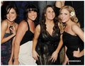 Brittany Snow 23 Birthday Party at TAO