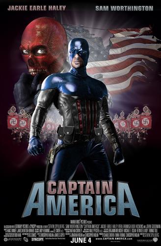 Captain America Movie Posters