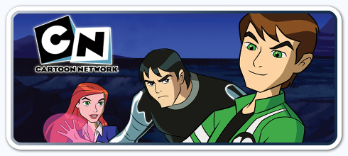 Cartoon Network Ben 10 Alien Force