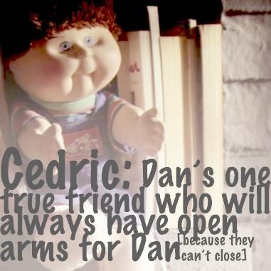 Cedric :D