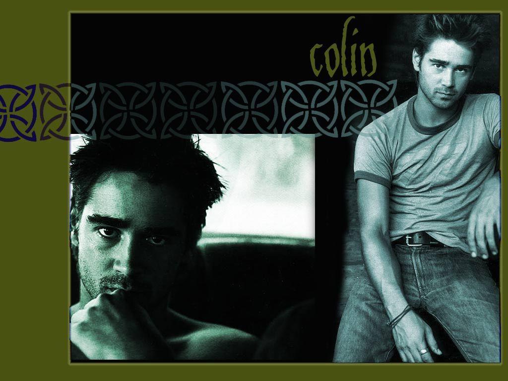 Colin Sexy Wallpaper