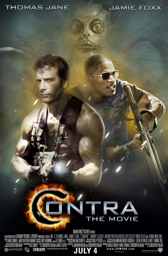 Contra The Movie