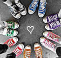 converse of colores