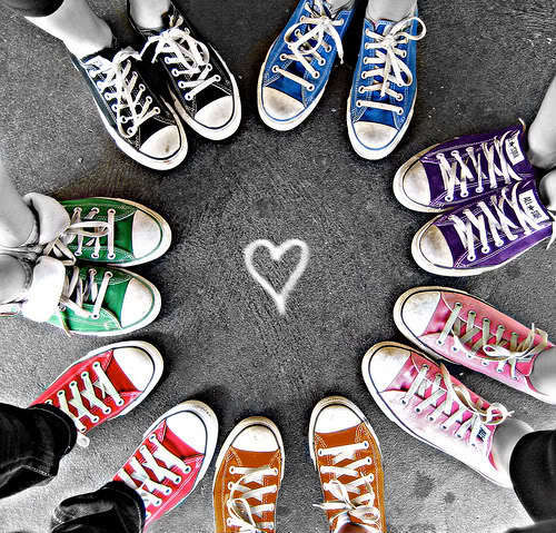 Converse of Colors