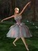 Corinne in Odette's Dress