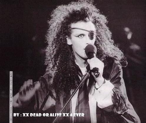Dead ou Alive band fond d'écran called DOA