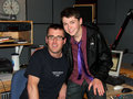 Damian and Mark Patterson - Radio Foyle Interview - damian-mcginty wallpaper