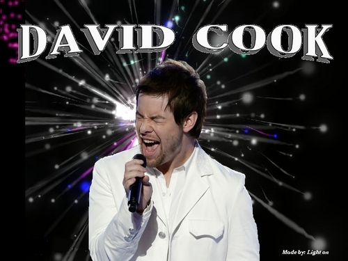 David Cool kertas dinding