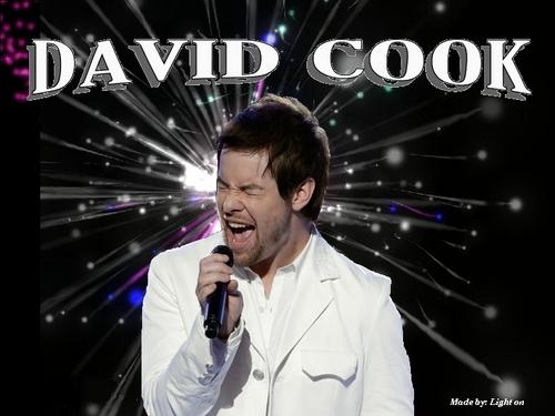 David Cool fond d'écran