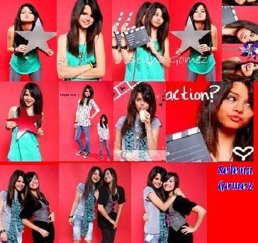 Demi and Selena on the scene of One and the same