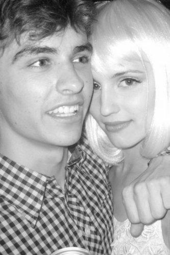Dianna and her boyfriend