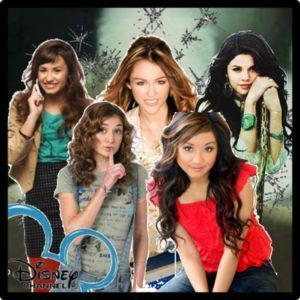 Disney Channel Girls