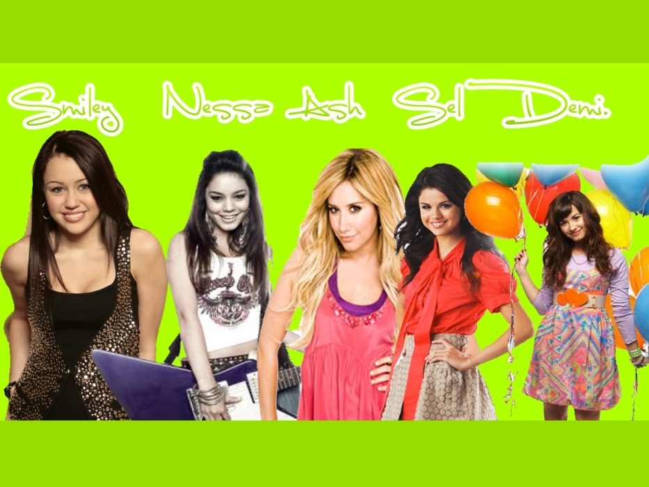 Disney Channel Girls - Disney Channel Girls Photo (9869289) - Fanpop Disneychannel