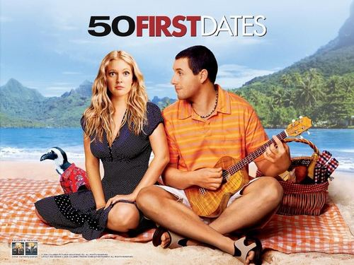 Drew 50 First Dates Wallpaper