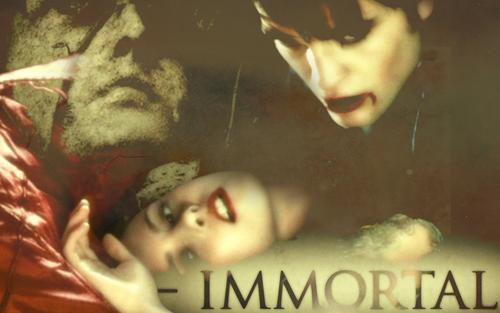 Edward & Bella -Twilight IMMORTAL