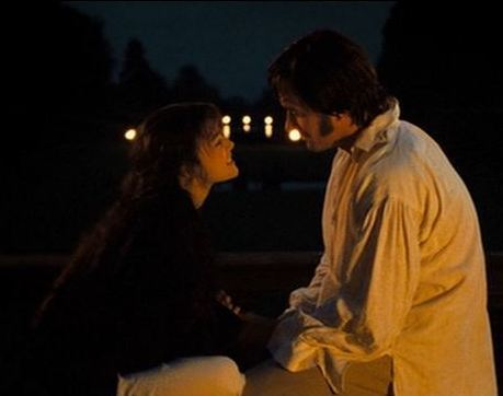 Elizabeth and Mr. Darcy