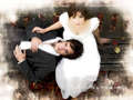 Elizabeth and Mr.Darcy - pride-and-prejudice wallpaper