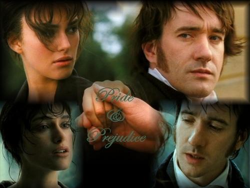 Elizabeth and Mr.Darcy