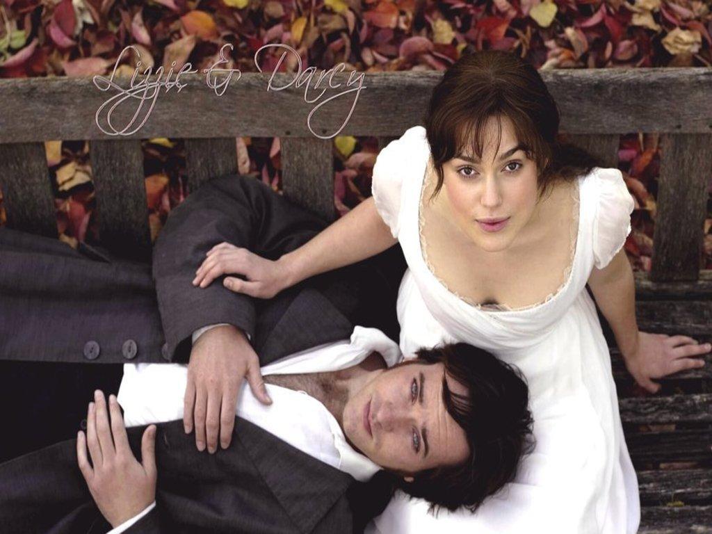 Elizabeth And Mr Darcy...