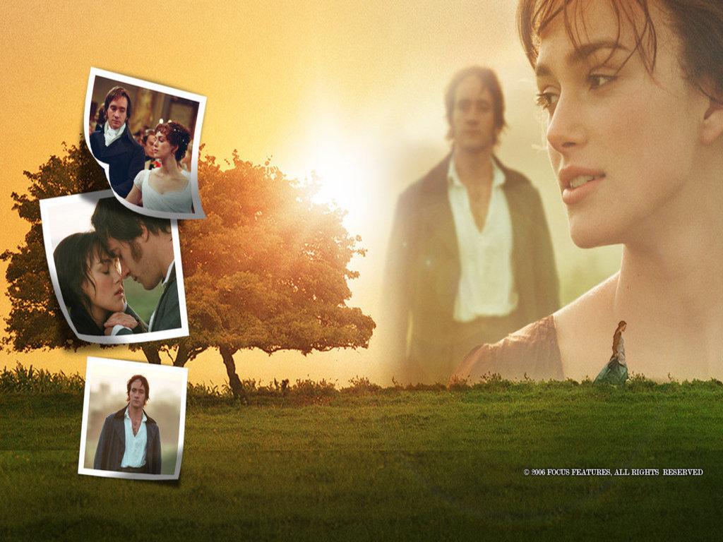 Elizabeth and Mr. Darcy