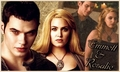 Emmett and Rosalie - rosalie-hale fan art