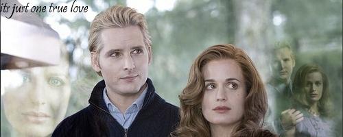 Esme and Carlisle: one true pag-ibig