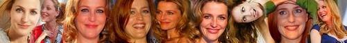 Gillian Anderson Banner :D