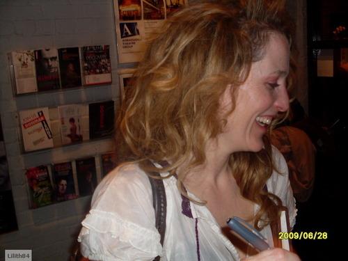 Gillian Anderson - London June 27th 2009